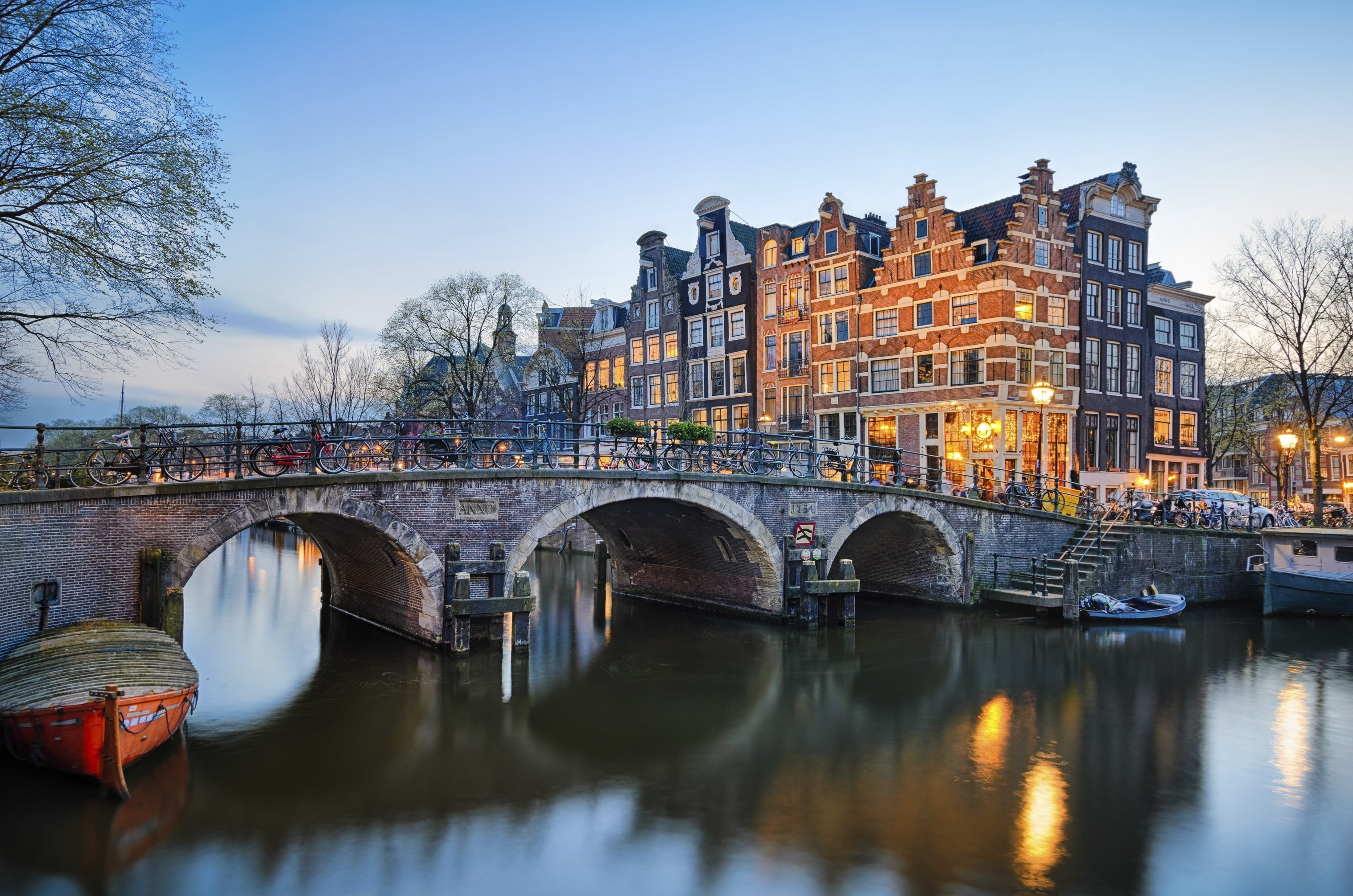 canals-holland