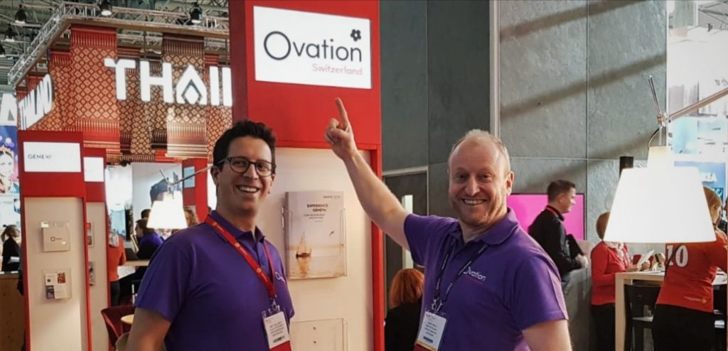 The O Team from Switzerland in IBTM World 2018