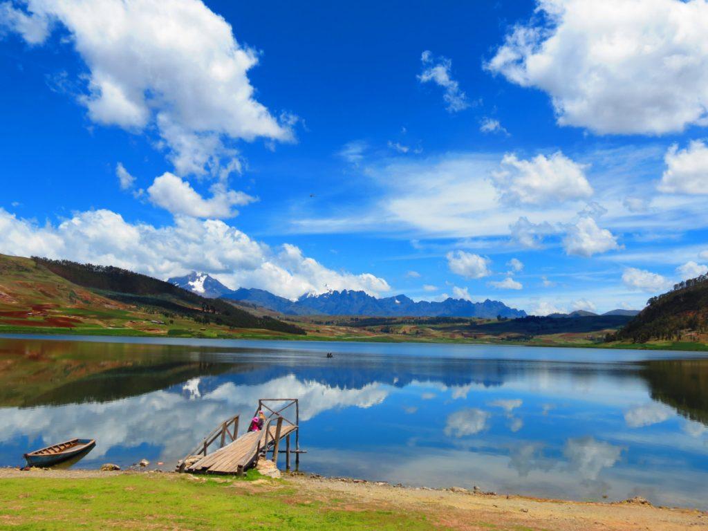 Huaypo Lagoon