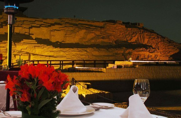 La Huaca Pucllana Restaurant