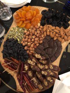 Georgian food culture