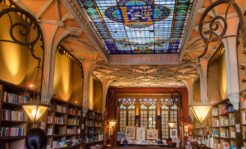 Porto Bookshop Lello