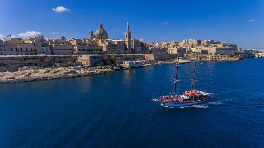 Valletta and Gullet