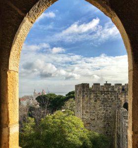 portugal business lisbon castle